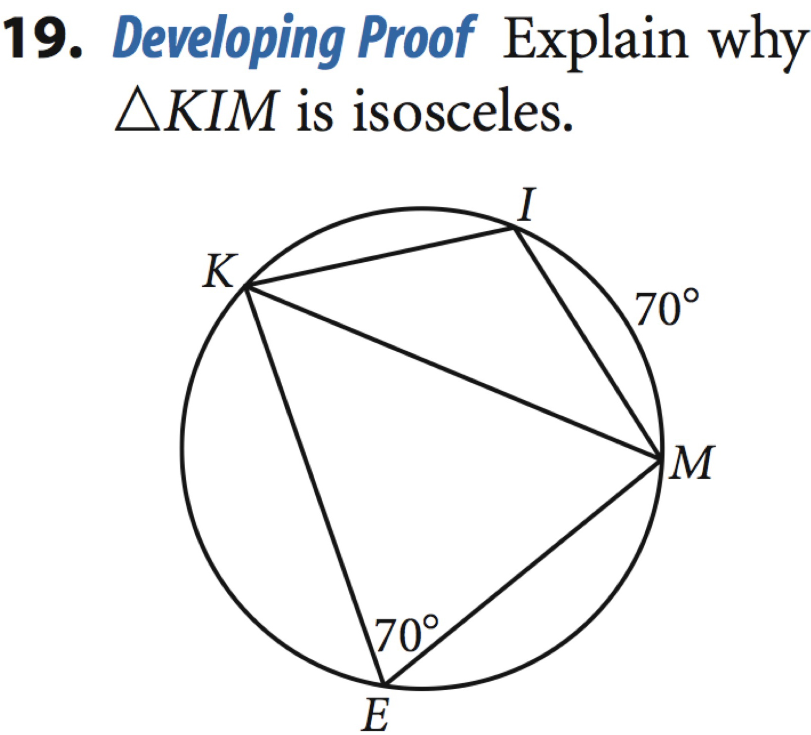 Homework help with proofs